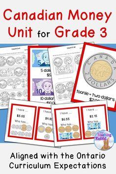 Graphing Unit for Grade 3 (Ontario Curriculum) | Pinterest | Ontario ...
