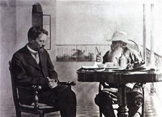 Tchekhov & Tolstoi