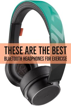 If you like an on-ear fit and big bass response for your workouts, the wireless Plantronics BackBeat Fit 500 headphones get just about everything right.