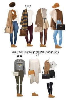 """Tan Neumel Boots"" by allthefashionyoulleverneed ❤ liked on Polyvore featuring Monki, UGG Australia, American Apparel, H&M, MANGO, Spitfire, Wolford, Zara, Abercrombie & Fitch and LE3NO"