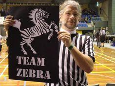 Team Zebra FTW!