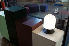 Mitab furniture at Clerkenwell Design Week 2015
