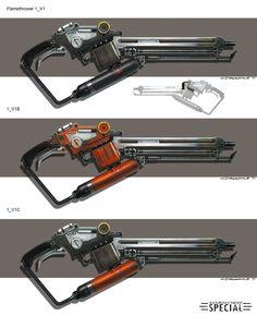 Flamethower01 by ~Spex84 on deviantART