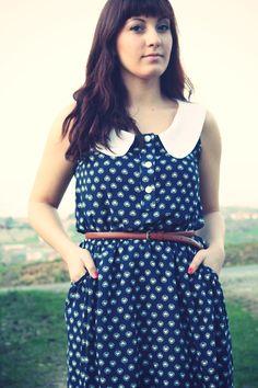 Megan Nielsen's Banksia - dress version