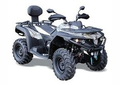 Terrain 550 atv farm quad bike. ATV and farm quad bikes from Quadzilla for smallholder farmers. 4WD system ideal for towing ATV trailers, paddock cleaners, paddock toppers, flail mowers, chain harrows. For more info:  http://www.fresh-group.com/farm-quad.html
