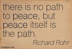 ~ Richard Rohr