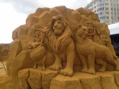 Sand Sculpture Festival Ostend, Belgium - Google 検索