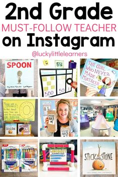 Need some motivation for your 2nd grade classroom?  This IG account is a must-follow!  Angie shares anchor charts, read aloud ideas, quotes, shopping finds, teaching ideas, and more! #2ndgrade Help Teaching, Teaching Writing, Teaching Ideas, Classroom Organization, Classroom Ideas, Classroom Management, Classroom Arrangement, Parent Teacher Conferences, 2nd Grade Classroom