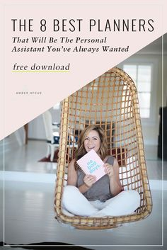 The 8 Best Planners That Will Be The Personal Assistant You've Always Wanted Best Home Based Business, 2018 Planner, No Bad Days, Commute To Work, Successful Online Businesses, Best Planners, Business Planner, Virtual Assistant, Starting A Business