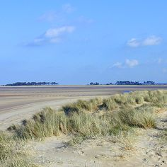 Wells-on-Sea - best place in Britain (when it's sunny). Well second to London.