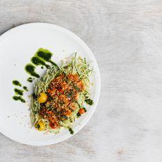Mums Bolognaise - Healthy Salad. I greenpress.co