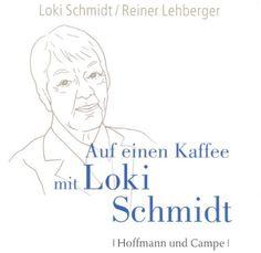 Auf einen Kaffee mit Loki Schmidt von Loki Schmidt, http://www.amazon.de/dp/3455307329  Kann man mal eben so nebenbei hören ... hörenswert.