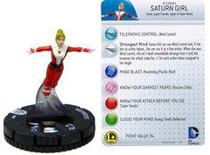 Saturn Girl #002 Superman: Legion of Super Heroes DC HeroClix