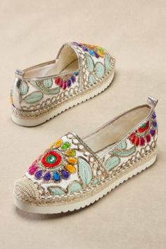 Maylis Espadrilles from Soft Surroundings