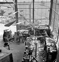 """To an engineer, good enough means perfect. With an artist, there's no such thing as perfect.""    -Alexander Calder (July 22, 1898 – November 11, 1976) was an American sculptor and artist most famous for inventing mobile sculptures.(P: in his studio, 1941 © Herbert Matter, Calder Foundation.)"