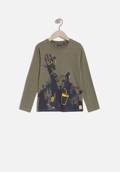 Jongens T-shirt   IKKS Herfst / winter   Jongens mode