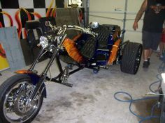 Custom VW Trikes | custom vw trike $ 14500 custom vw trike too much to list serious ...