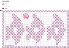 Mais uma linda idéia com apliquê e crochê:          Você vai precisar de:   1 pano de copa;  Linha e agulha para crochê;  Retalhos estampado...