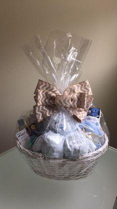 Newborn Baby Boy Girl Unisex Gift Basket | eBay