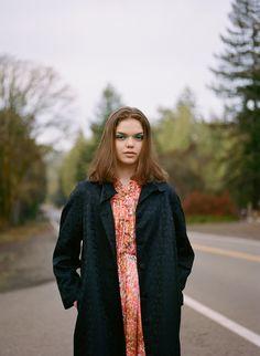 Satin Coat, Helsinki, Vest, Trees, Jackets, Fashion, Down Jackets, Moda, Fashion Styles