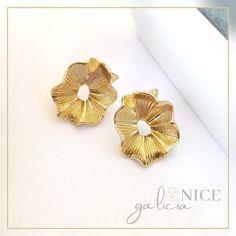 Napkin Rings, Stud Earrings, Jewelry, Jewlery, Jewerly, Stud Earring, Schmuck, Jewels, Jewelery