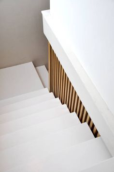 Online shopping from a great selection at Tools & Home Improvement Store. Staircase Railings, Staircase Design, Stairways, Basement Stairs, House Stairs, Escalier Design, Interior Stairs, Stair Storage, Under Stairs