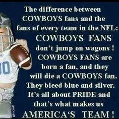 Enuff said! Dallas Cowboys ~ Dallas Fans for life ~ Dallas Cowboys Baby, Cowboys 4, Best Football Team, Dallas Cowboys Football, Cowboys Memes, Dallas Cowboys Posters, Dallas Cowboys Pictures, How Bout Them Cowboys, Love My Boys