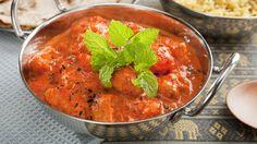 Chicken Tikka Masala ist seit Jahrzeiten das am meisten gegessene Gericht Grossbritanniens. Auch weitere #Curry Gerichte!