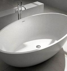 Gigi Freestanding Natural Stone Bath | Stonebaths Australia | Soak in Style