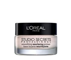 Studio Secrets Primer from Loreal. I love this product. I put it on when I go out on the town and need to look pretty and fine.