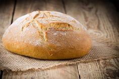 Pain à la farine complète au levain