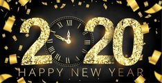 Happy New Year 2020 Gold Ribbon Backdrops, This dress could be custom made, there are no extra cost to do custom size and color Happy New Year Photo, Happy New Year Images, New Year Photos, Happy New Year Wishes, Happy Year, Happy New Year 2020, New Years Party, New Years Eve, New Year Backdrop