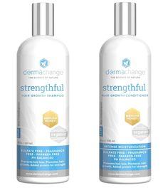 Dermachange Strenghtful Shampoo