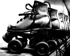 Old school skates