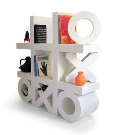 La libreria per fare tris