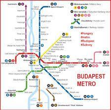 Budapest Metro Terkep 2019 Google Kereses Terkep Budapest