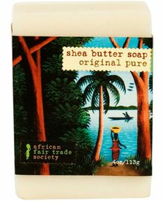 Original Pure Soap (Unscented) | African Fair Trade Society | African Fair Trade Society