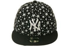 2Tone New York Yankees Stars Fitted Hat by New Era New York Yankees acfdb37f8820