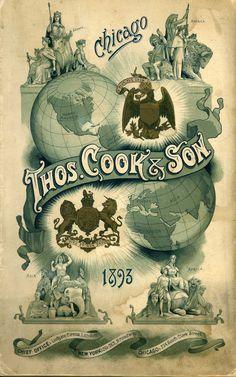 Thomas Cook at Columbian expo 1893