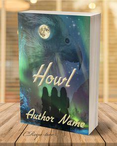 Premade Book Cover Fantasy, Sci-fi, Mystic