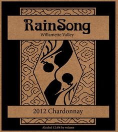2012 RainSong Vineyard Estate Chardonnay 750 mL -- Read more reviews of the product by visiting the link on the image.