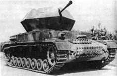 Picture of the Flakpanzer IV Ostwind (East Wind)