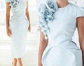 Etsy - Shopping basket Plus Size Formal, Bride Groom Dress, Bride Dresses, Formal Gowns, Dress Formal, Dress Long, Crotchet Dress, Chiffon, Dress Plus Size