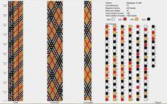 15 around tubular bead crochet rope pattern Bead Crochet Patterns, Beaded Jewelry Patterns, Peyote Patterns, Loom Patterns, Beading Patterns, Crochet Ball, Bead Crochet Rope, Beaded Crochet, Seed Bead Jewelry