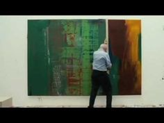 ▶ Gerhard Richter Painting - YouTube.... Gerhard is the highest paid living artist in the world today...one of his paintings sold for $37.5 Million ...