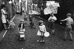 Last days of the slums: a portrait of Manchester by Shirley Baker