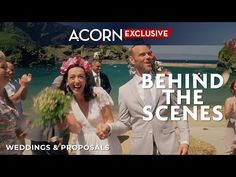 The Doc Martin cast & crew recount the many romantic gestures, accidental proposals, and missed weddings throughout the Doc Martin series. Romantic Gestures, Tv Station, Proposals, Acorn, Behind The Scenes, Tv Series, Tv Shows, Weddings, Dramas