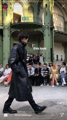 Student Fashion, School Fashion, Boy Fashion, Runway Fashion, Fashion Models, High Fashion, Fashion Show, Modelos Fashion, Nyc