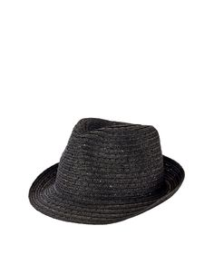 Womens Ultrabraid Sequin Fedora