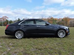 Masterpieces are built one detail at a time. From its remarkably powerful engine, to its signature LED lighting, and ingenious wireless charging, no detail of the 2016 CTS Sedan has been overlooked. The result is a powerfully crafted vehicle that commands attention on the road. The 2016 CTS is a road-ready sedan that's racetrack tested.…